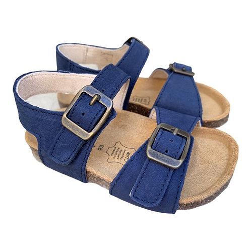 Bopy sandali anatomici suola flessibile chiusura 2 fibbiette