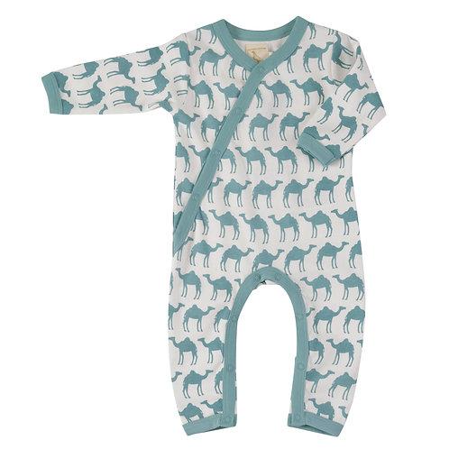 Pigeon Organics Kimono Tutina 100% cotone bio organico certificato