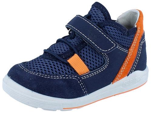 Pepino Maxi scarpe sportive pelle velcro super traspiranti