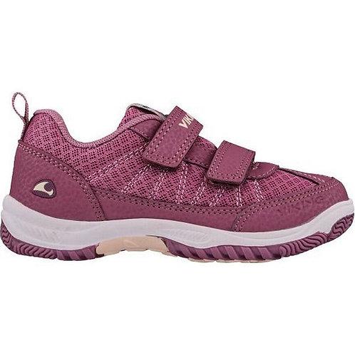 Viking Bryne scarpe sportive bambino lila chiusura velcro