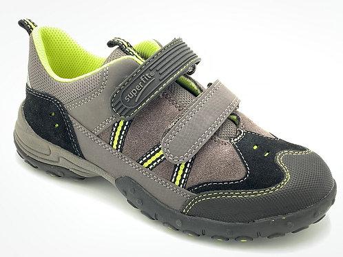 Superfit scarpe sportive outdoor velcro grigio