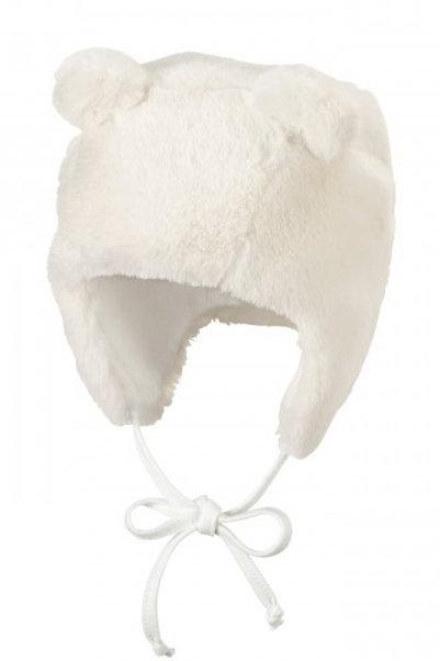Sterntaler berretto con coulisse orecchiette morbidissimo