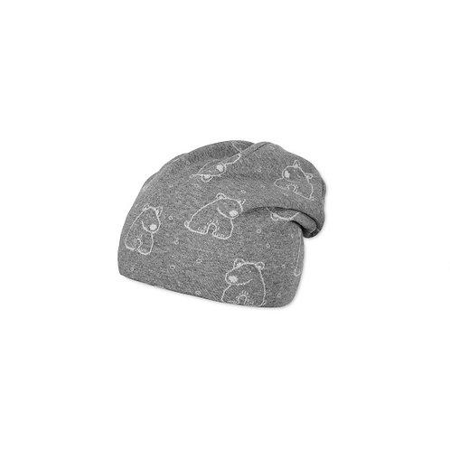 Sterntaler berretto jersey di cotone con fodera in cotone felpato 4512113 542