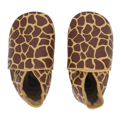 Bobux soft sole Giraffate