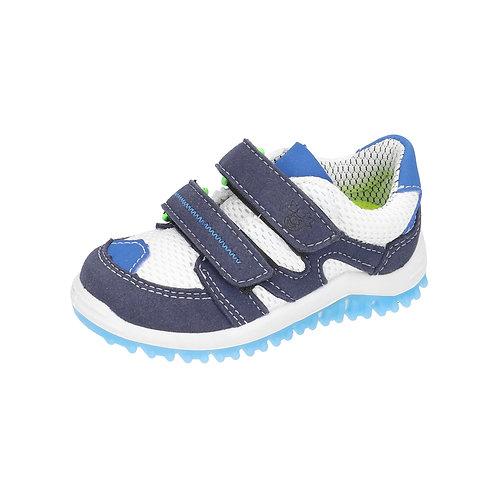 Pepino Pepe scarpe sportive flessibili chiusura velcro