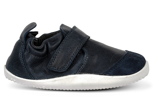 Xplorer Marvel Bobux scarpe primi passi super flessibili blu scuro