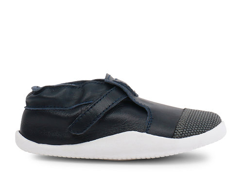 Xplorer Bobux scarpe primi passi super flessibili blu scuro