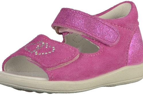 Pepino Betty sandali in pelle bambina chiusura velcro