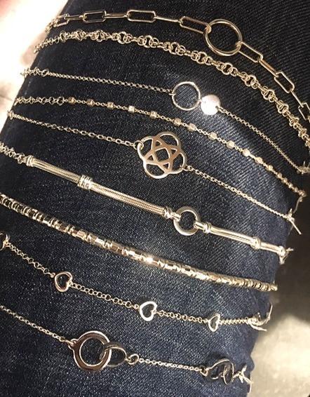 Choix de bracelet argent 925. Dès 30€
