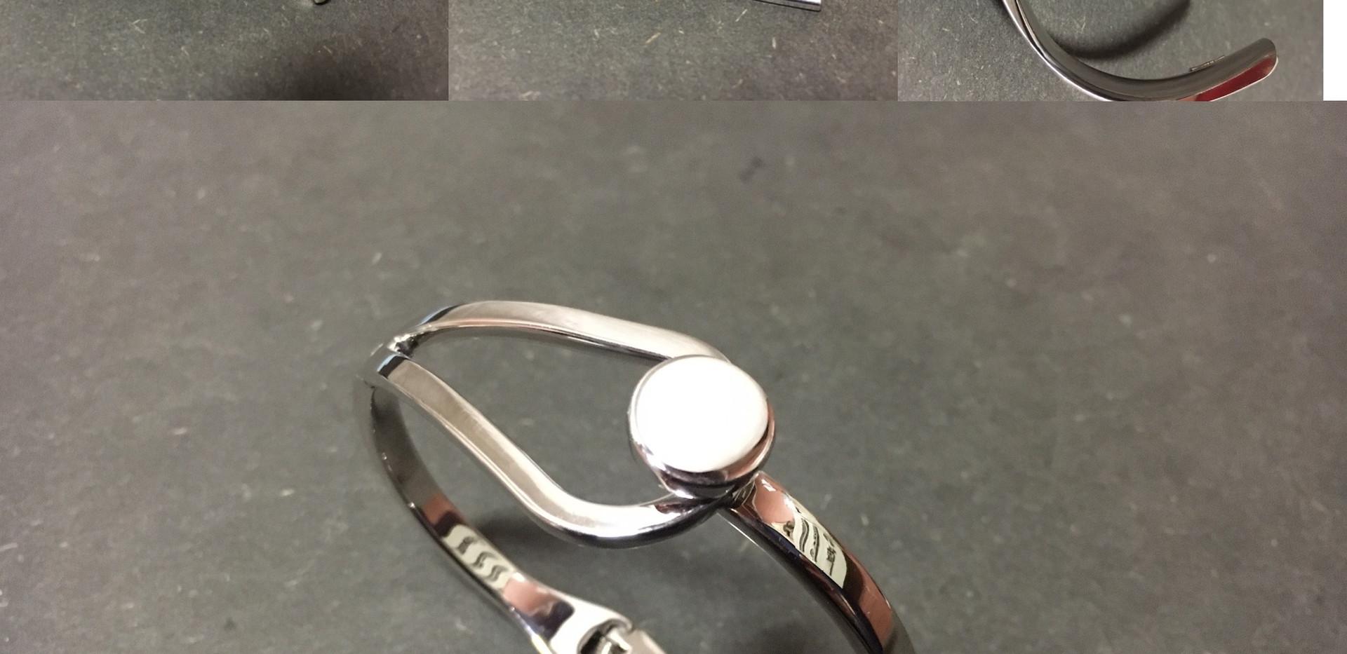 Choix bracelet Guiot de Bourg argent 925