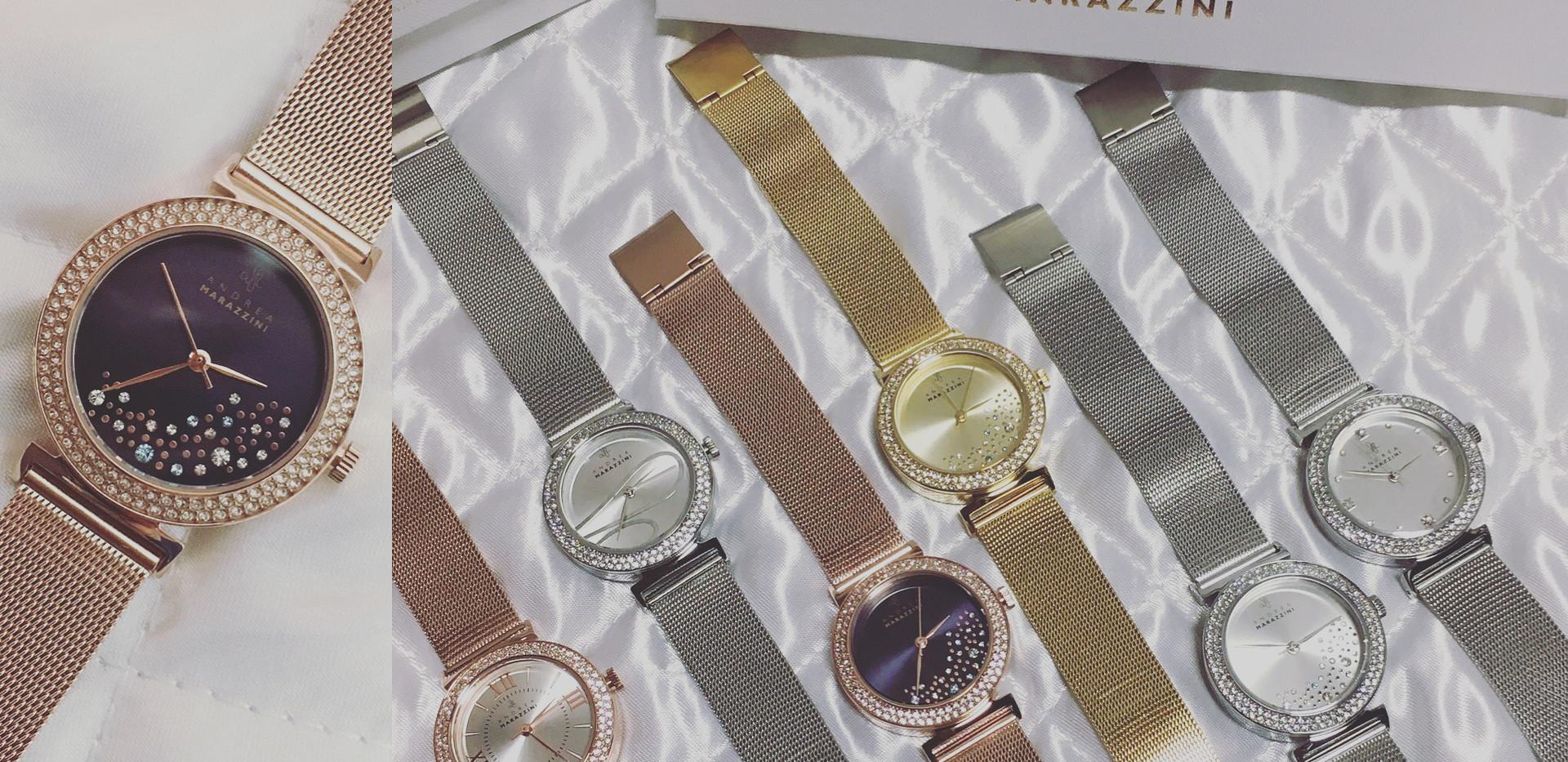 Choix de montre en bijouterie. 165€