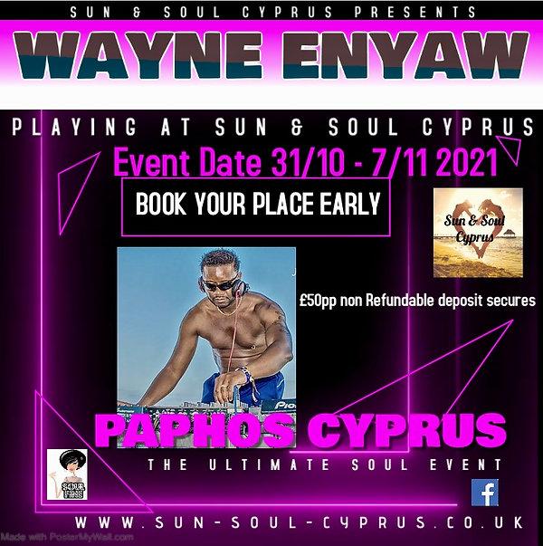 Wayne Enyaw Mr SoulFine