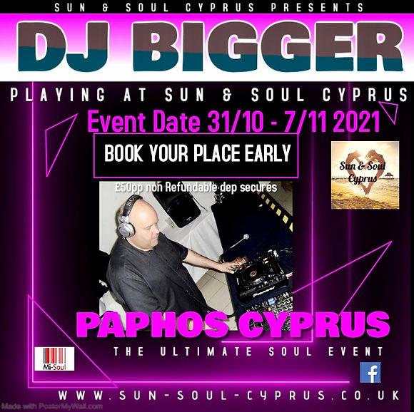 DJ BIGGER Mi Soul Radio