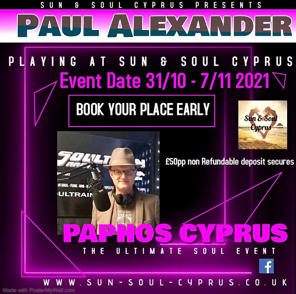 PAUL Alexander Soul Train