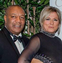 Trevor & Tracy Bailey the hosts of Sun & Soul Cyprus