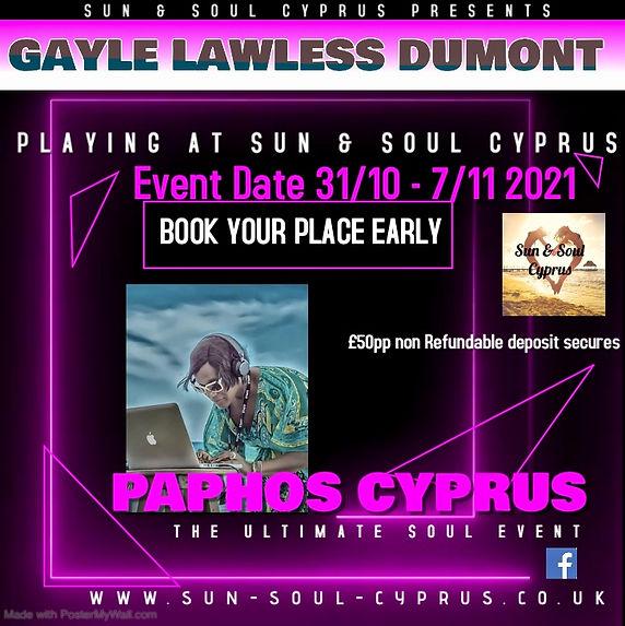GAYLE LAWLESS DUMONT JFSR Radio