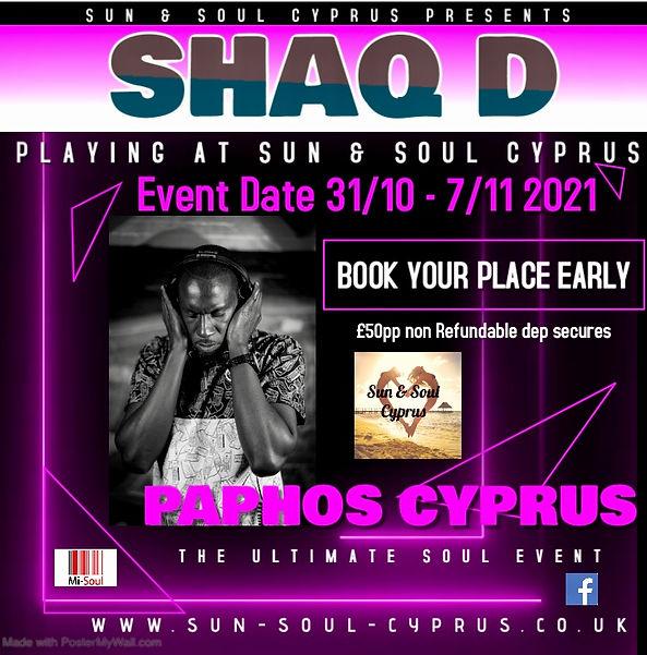 SHAQ D Mi Soul Radio