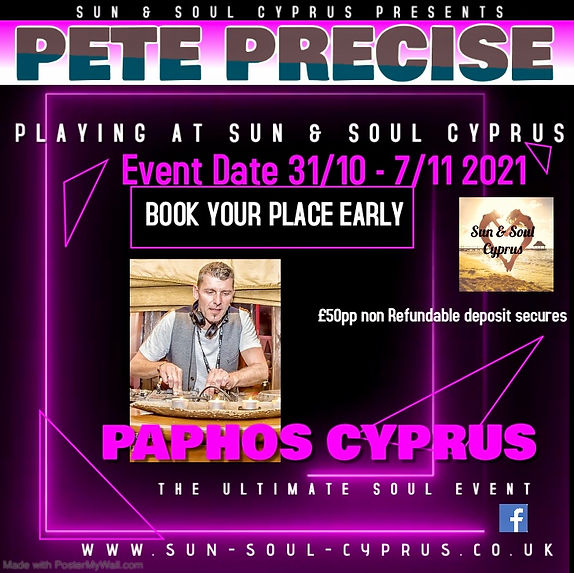PETE PRECISE DJ