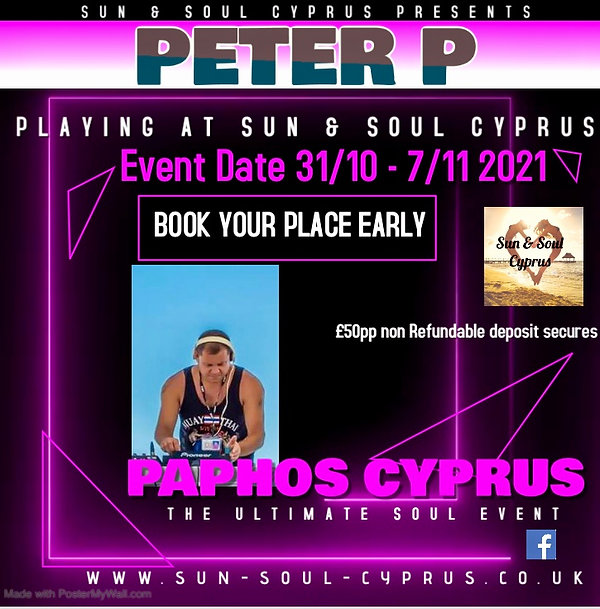 PETER P Centre Force Radio
