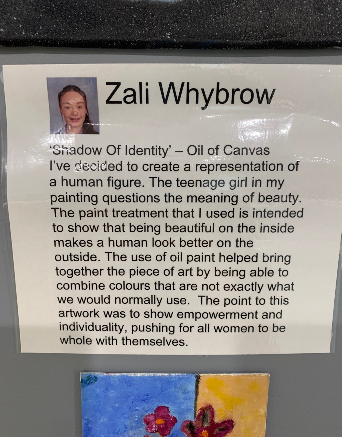 Zali Whybrow