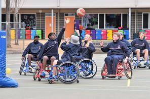 Wheelchair Sports Roadshow
