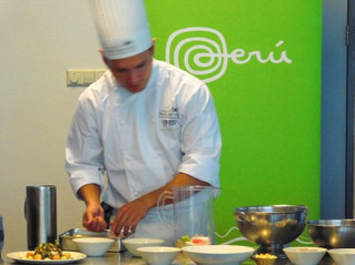 Sucessful culmination of the First Peruvian Gastronomic Festival in The Netherlands