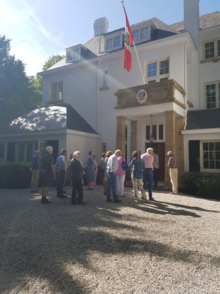 Embassy of Peru Participates in Wassenaar Open Monument day