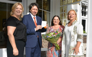 Residence of Peru in the Netherlands receives Plaque that distinguishes it as a historical national