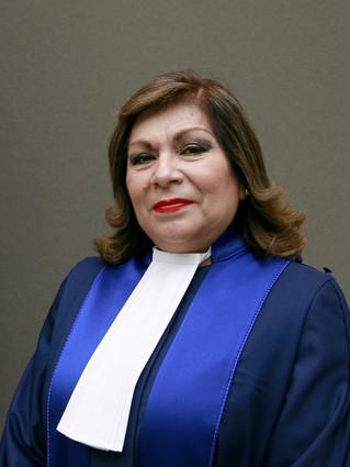 Luz del Carmen Ibañez was Sworn in as a Judge of the International Criminal Court