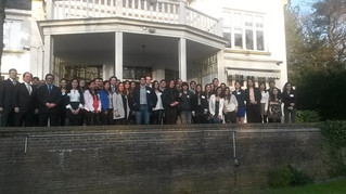 Meeting with Peruvian Students in the Netherlands