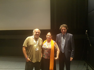Presentation of Peruvian Movies in the Netherlands