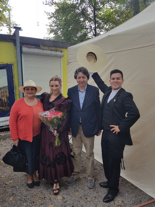 The Embassy of Peru participates in the Embassy Festival of The Hague