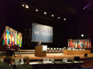Peru Participates in the XV Assembly of States Parties to the International Criminal Court