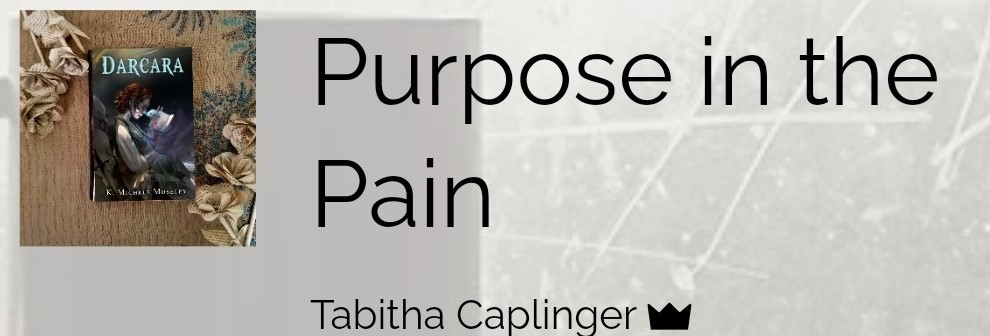 Purpose in the Pain