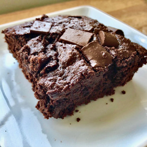Vegan Fudgy Brownies