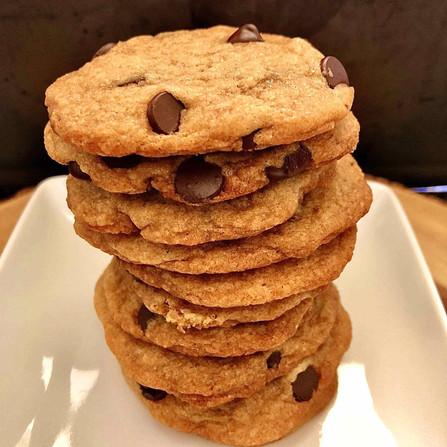 Best Vegan Chocolate Chip Cookies