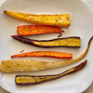 Holiday Glazed Carrots