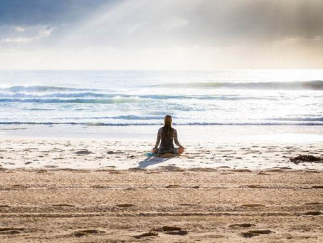 5 Grounding Poses to Calm Your Mind and Relax Your Body