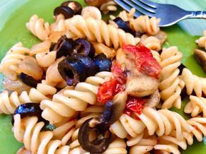 Quick & Easy Vegan Pasta