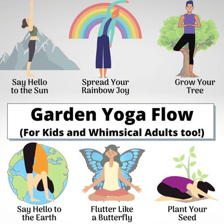 Garden Yoga Flow