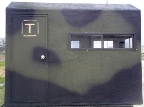T-Box 4x8 Rifle Blind