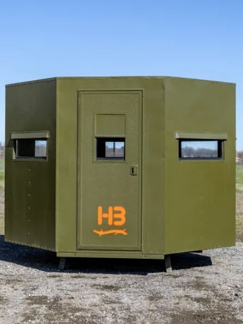 HB Rifle Blinds