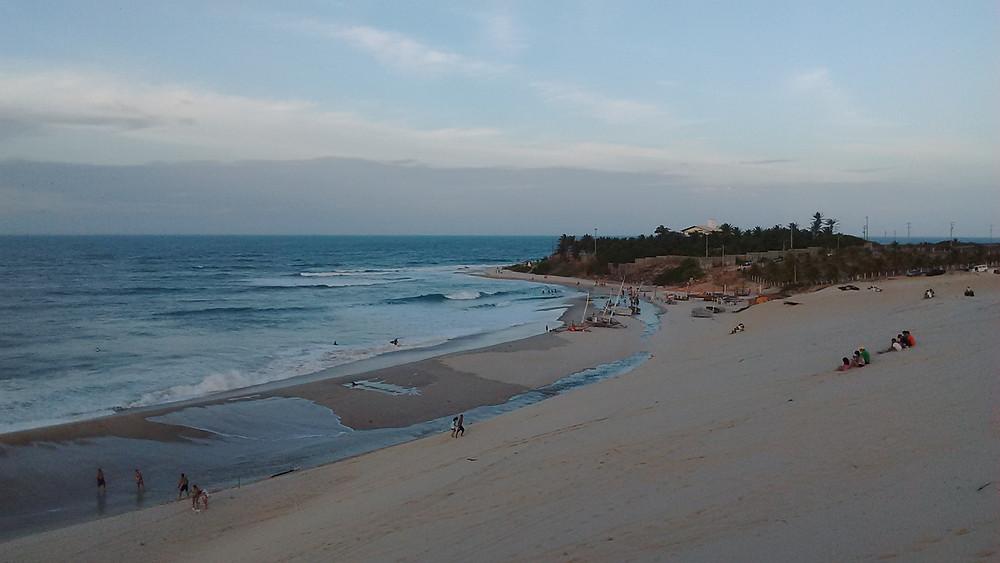 Foto da Praia das Goiabeiras