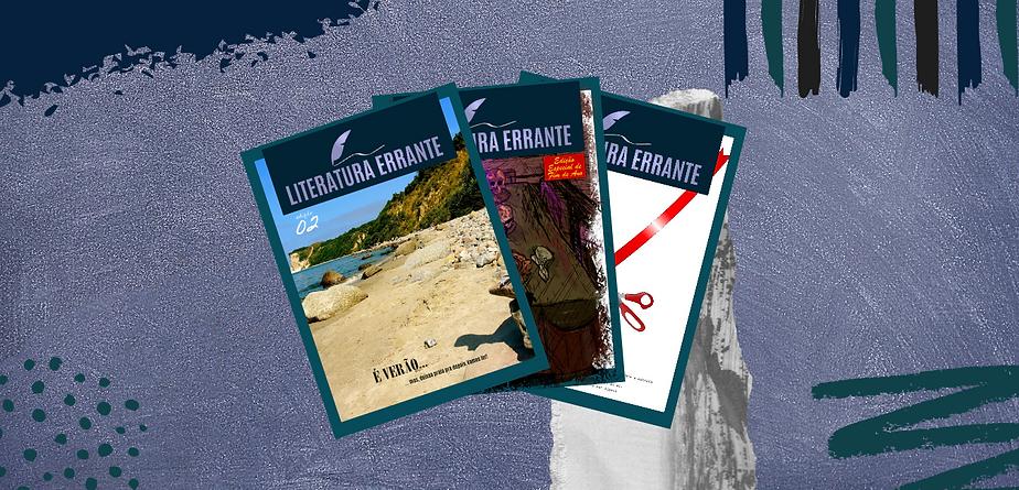 Revista LE edições iniciais (1, 2 e esp2