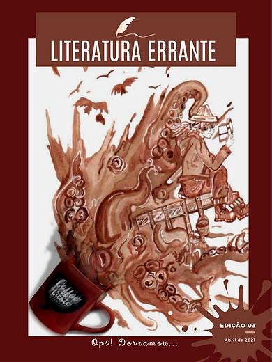 Capa 3ª Edição Revista Literatura Errant