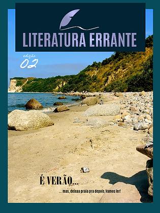 Revista Literatura Errante - 2ª Edição