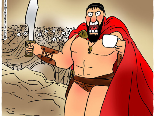 This is Sparta! - por Alpino