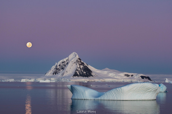 Another beautiful morning in Antarctica