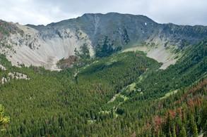 Sunset Peak Trail - George Wuerthner