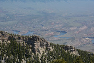 Pryor Mountains to Big Horn Canyon - Pryor Mountains - George Wuerthner